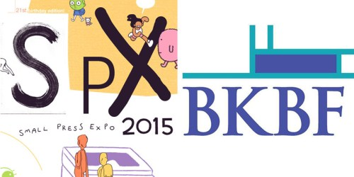 Small Press Expo and the Brooklyn Book Festival