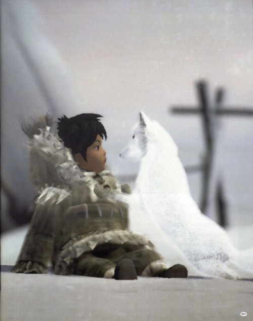 "From ""Never Alone"""