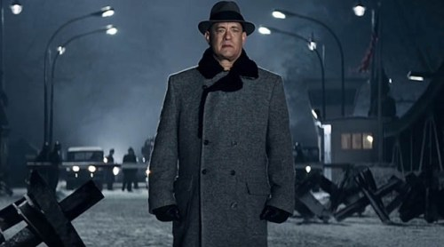 Hanks Bridge of Spies