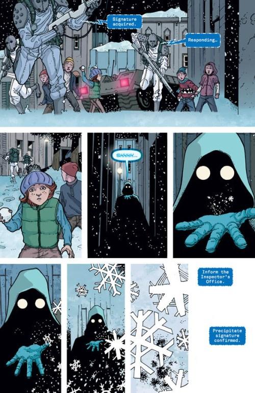Image Comics Snowfall