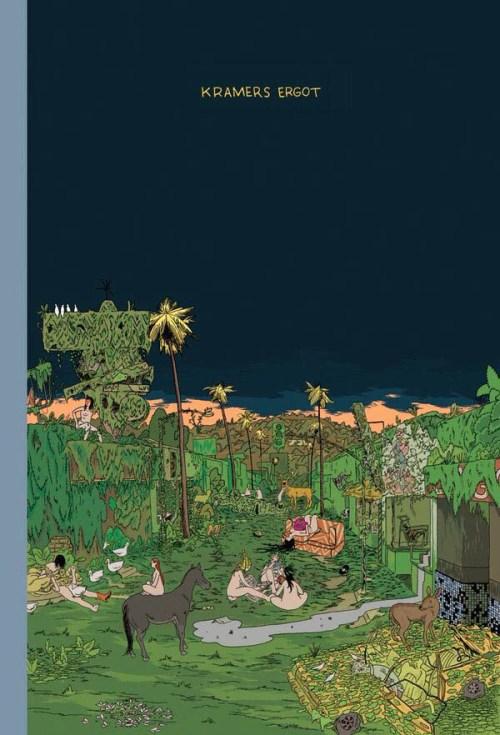 Kramers Ergot #7 anthology from 2008