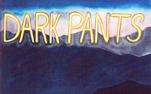 Matt McFarland's DARK PANTS comics series