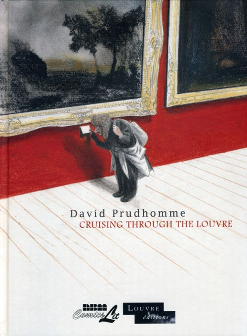 """Cruising Through the Louvre,"" by David Prudhomme"