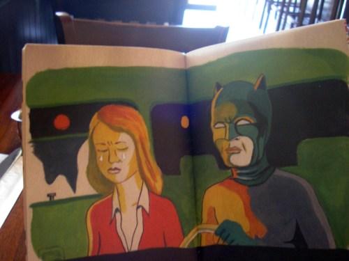 Batman and Amity