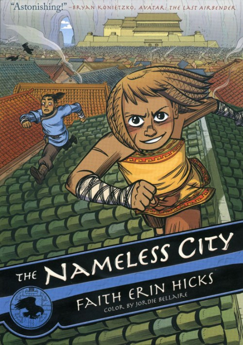 Faith Erin Hicks Nameless City