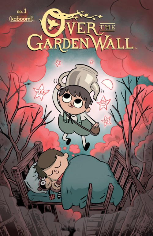 OVER THE GARDEN WALL by Cartoon Network and Boom! Studios