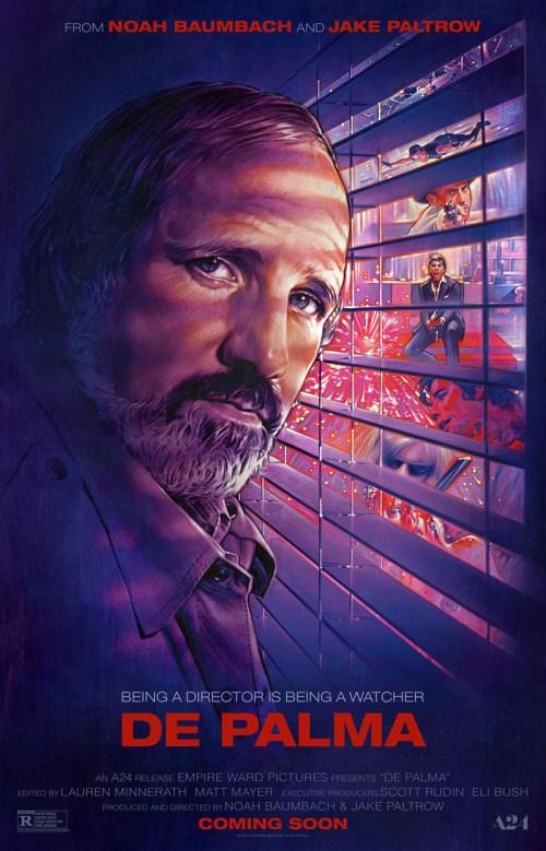 De Palma poster 2016