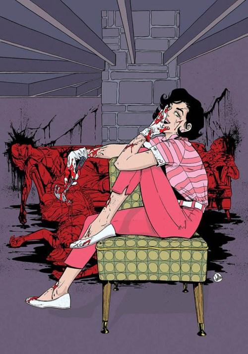 Joëlle Jones Lady Killer
