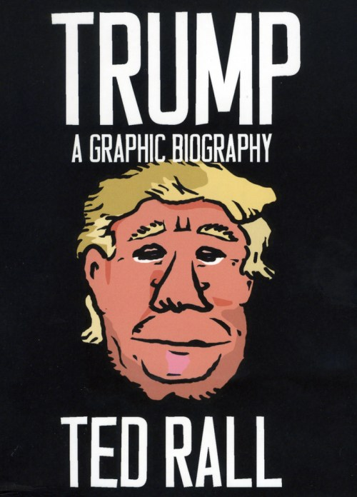 Ted Rall Donald Trump