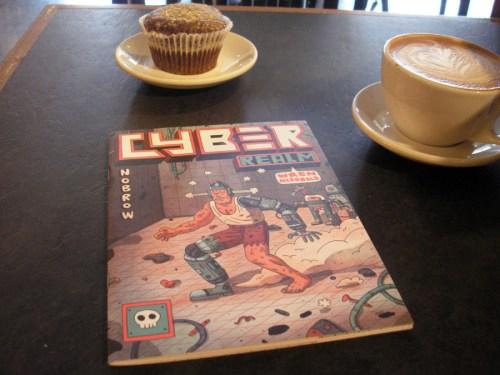 CYBER REALM, by Wren McDonald