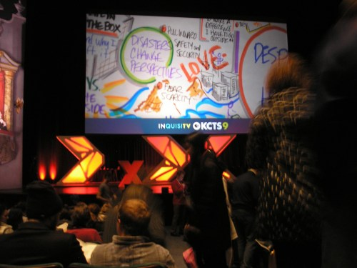 KCTS, a proud sponsor of TEDx Seattle