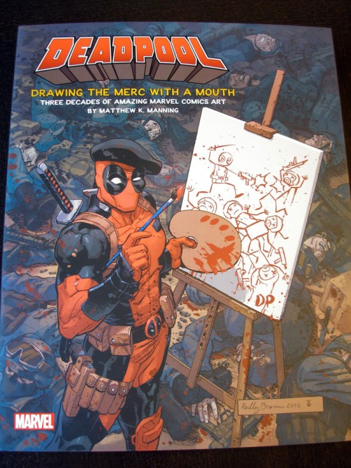 DEADPOOL: DRAWING THE MERC WITH A MOUTH