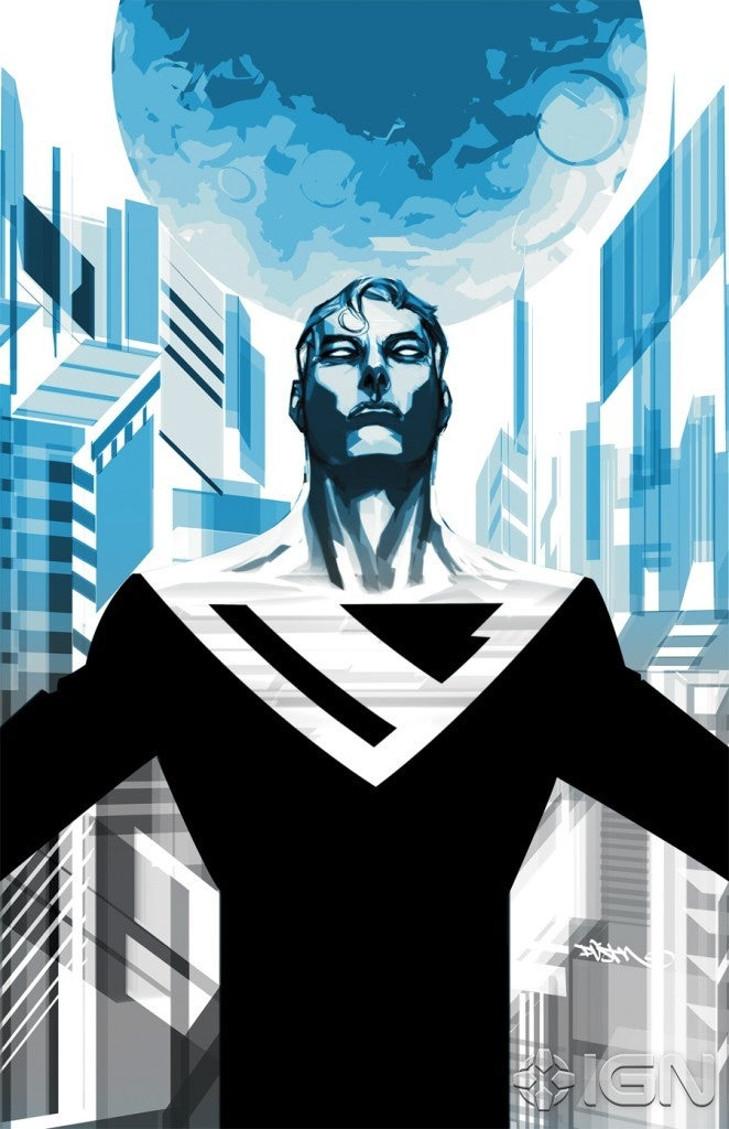 Superman Beyond #0 Cover