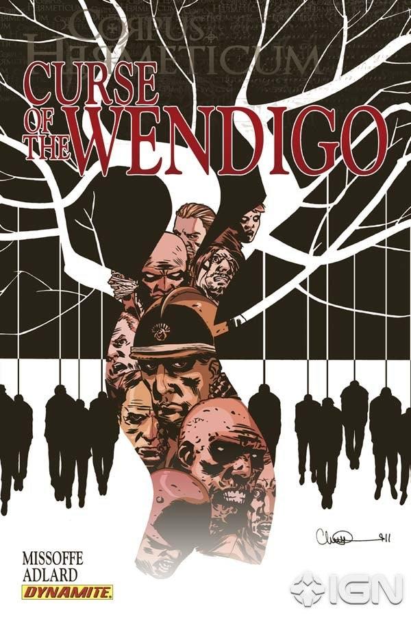 Imagen de 'Curse of the Wendigo' Cover cortesía de IGN