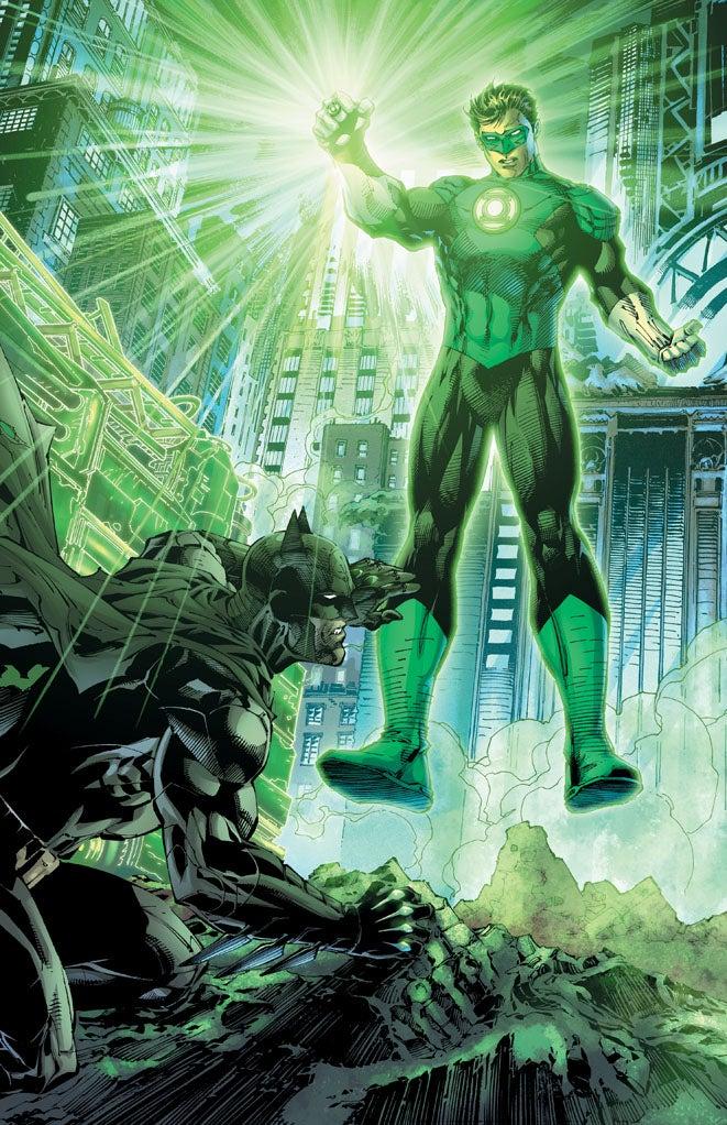 Imagen de Justice League #1 Page 8 cortesía de IGN