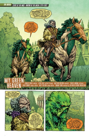 Swamp Thing Vol.5