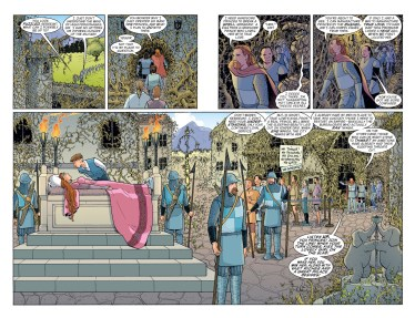 Fables #107