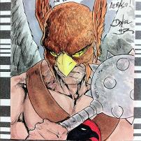 Hawkman by Daniel HDR