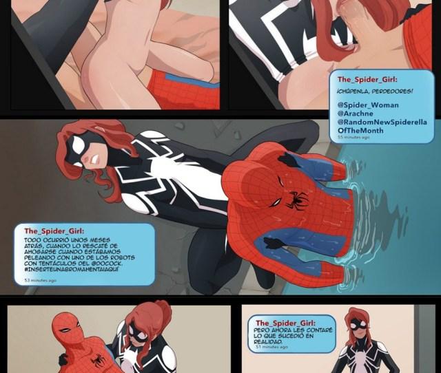 Spiderman Xxx Sexo Callejero