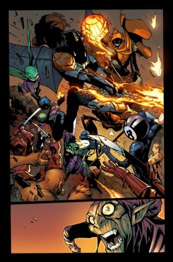 Superior Spider-man #26 Humberto Ramos Preview Art