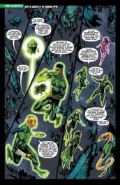 Green Lantern Corps #27 Preview 1 Art by Bernard Chang