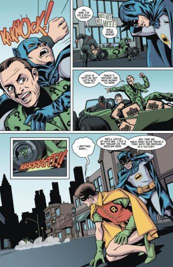 Batman 66 #7 Preview 5