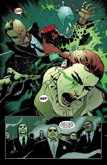 Batman & Two Face #27 Preview 4