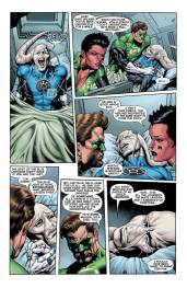 Green Lantern #27 Preview 2 Art By Dale Eaglesham