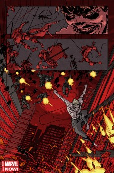 Iron Fist: The Living Weapon #1 Preview 3 Art By Kaare Andrews