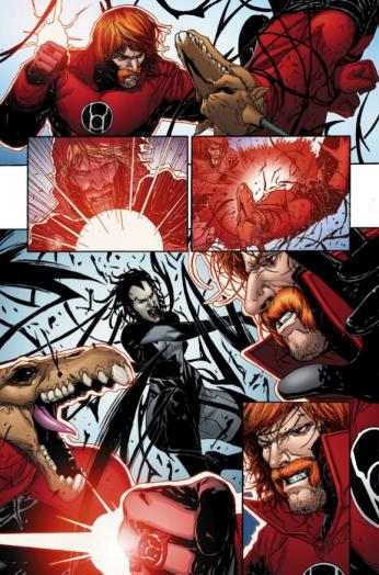 Red Lantern #28 Preview 2