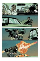 The Punisher #1 Preview 2 Art By Mitch Gerads