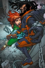 Uncanny X-Force #17 Preview 1