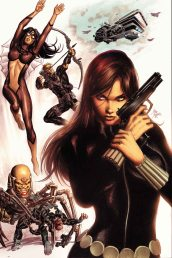 Secret Avengers #1 Variant Cover by Mike Deodato