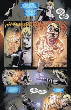 Trinity Of Sin: The Phantom Stranger #16 Preview 3 Art by Fernando Blanco