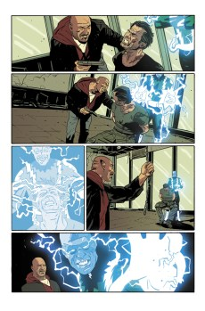 The Punisher #4 Preview 1 Art by Mitch Gerads