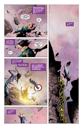 Batman/Superman #9 Preview 4 Art by Jae Lee