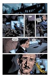 Forever Evil Aftermath: Batman Vs Bane #1 Preview 2 Art by Jaime Mendoza/Scott Eaton