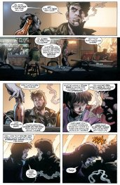 Justice League Dark #30 Preview 2 Art by Mark Irwin/Andres Guinaldo