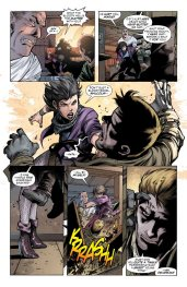 Justice League Dark #30 Preview 3 Art by Mark Irwin/Andres Guinaldo