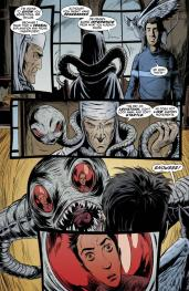 The Unwritten: Apocalypse #4 Preview 4 Art by Peter Gross