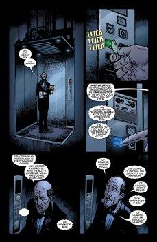 Nightwing #30 Preview 3 Art by Tom King/Javier Garron/Jorge Lucas/Mikel Janin/Guillermo Ortego
