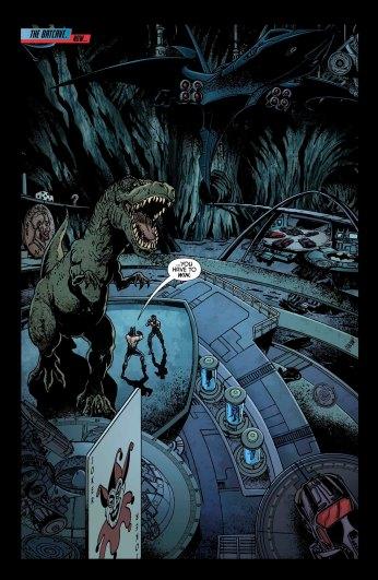 Nightwing #30 Preview 5 Art by Tom King/Javier Garron/Jorge Lucas/Mikel Janin/Guillermo Ortego