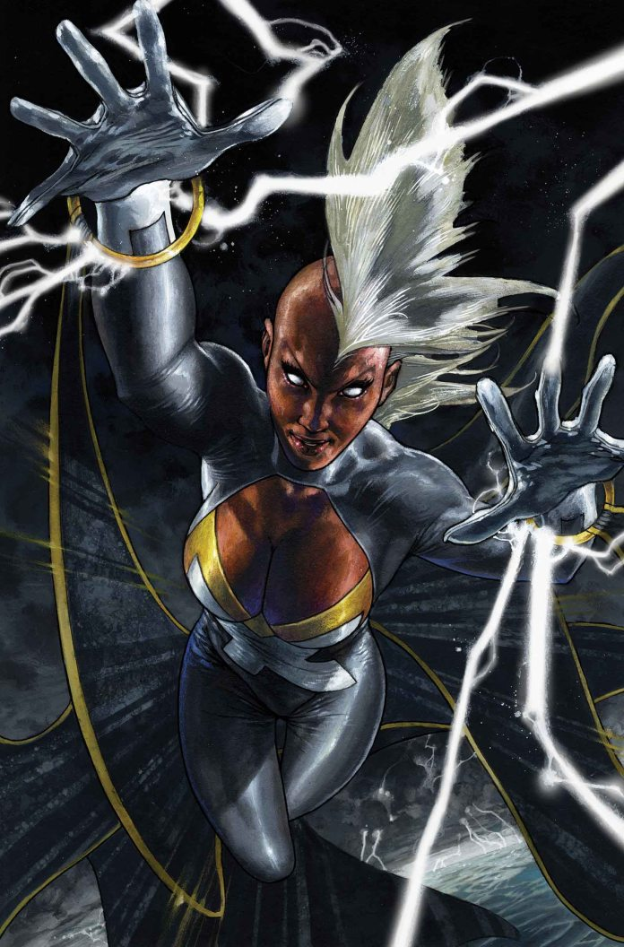 Storm #1 Variant Cover by Simone Bianchi