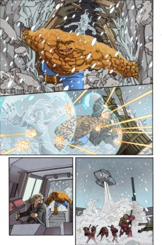 100th Anniversary Special Fantastic Four #1 Preview 3 Art by Joanna Estep