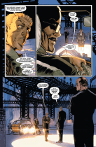 Batman Eternal #9 Preview 2 Art by Guillem March