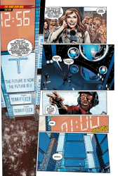 The New 52: Future's End #5 Preview 1 Art by Dan Green/Jesús Merino