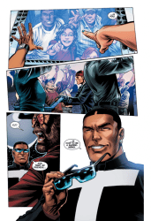 The New 52: Future's End #5 Preview 4 Art by Dan Green/Jesús Merino