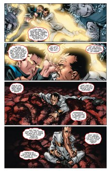 Harbinger #24 Preview 2 Art by Khari Evans