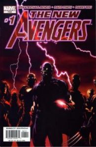 The New Avengers #1 - 2004 Marvel