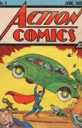 Action Comics #1 First Superman (June 1938)